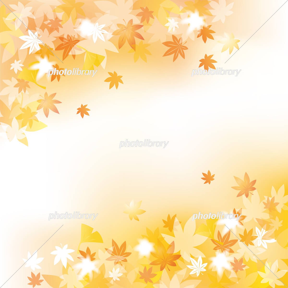落ち葉 紅葉 和風 イラスト 可爱い 背景 Wwwthetupiancom