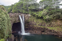 Rainbow Falls, Big Island Hawaii Big