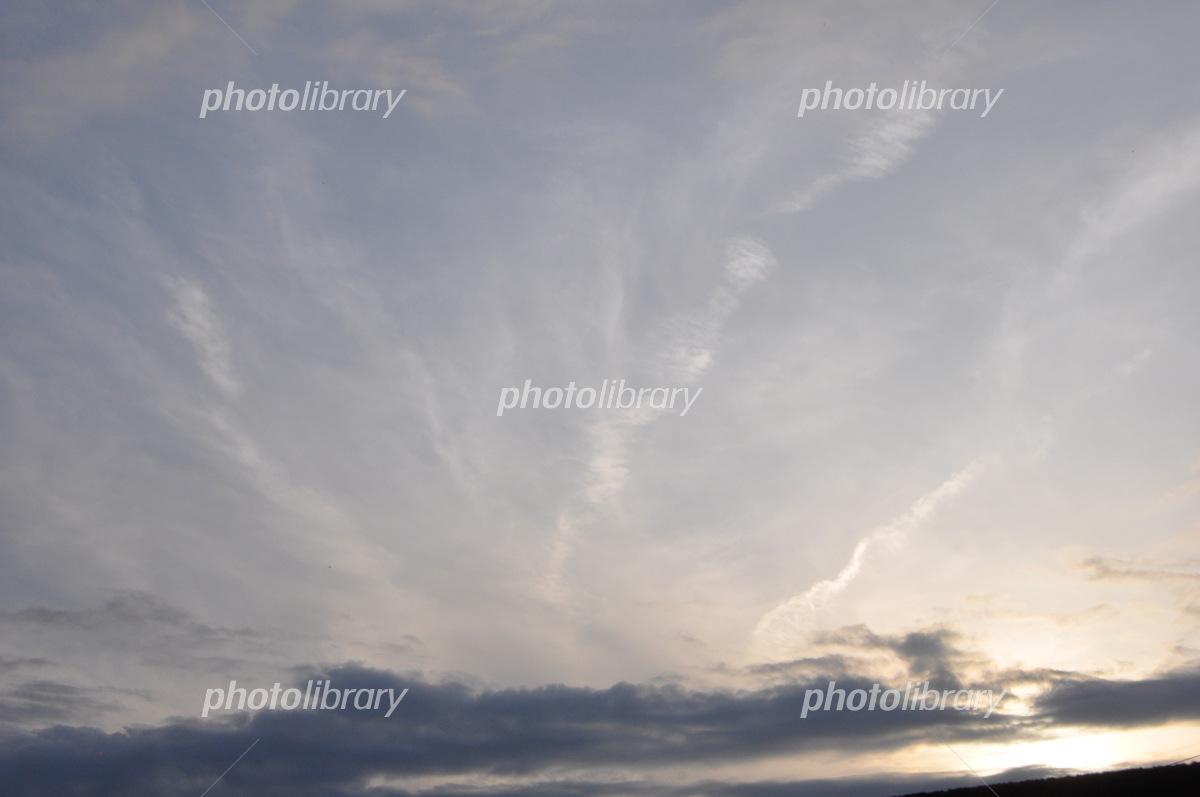 地震雲画像
