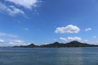 瀬戸内海・広島の穏やかな海