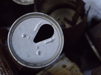 Old cans Stock photo [218029] Can