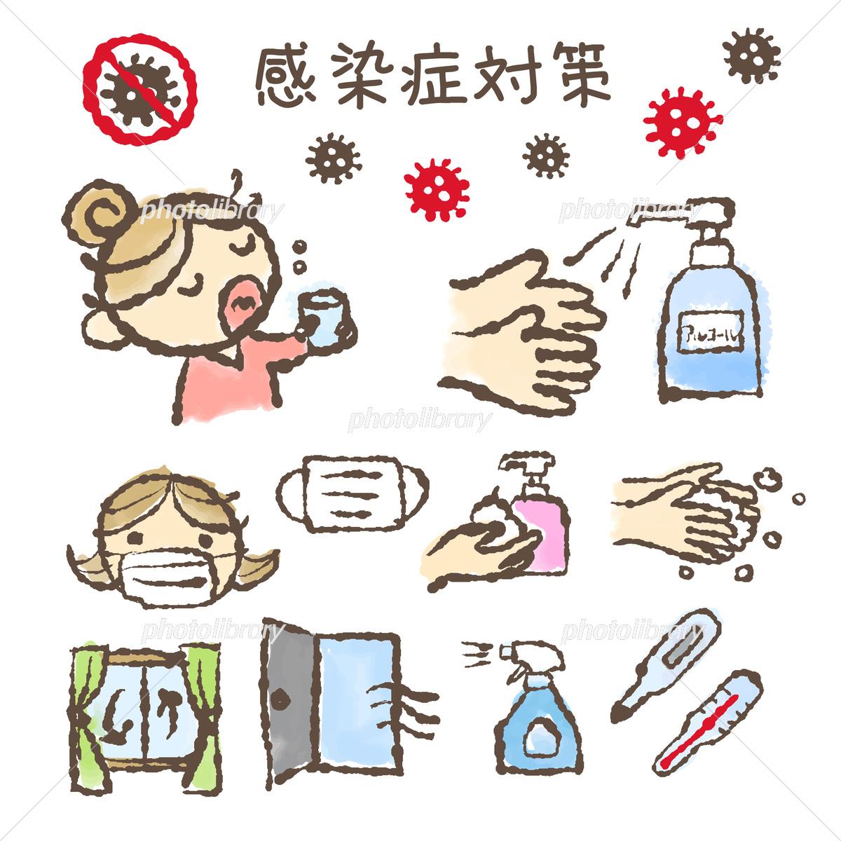アルコール 消毒 マスク