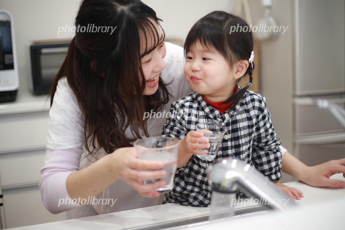 飲む 水道 水