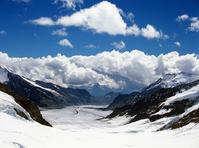 Aletsch glacier Stock photo [248267] Switzerland