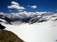 Aletsch glacier Stock photo [248272] Switzerland
