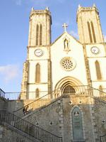 New Caledonia Noumea church Stock photo [252521] New