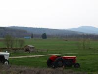 富良野の田園風景