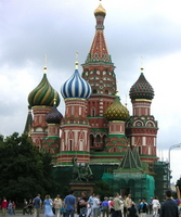 St. Basil's Cathedral Stock photo [616837] St.