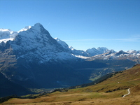 Eiger North face Stock photo [618947] Switzerland