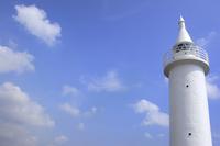 Shonan Port of lighthouse Stock photo [622771] Lighthouse