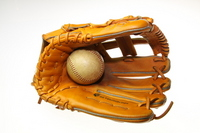 Globe and hardball Stock photo [623168] Baseball