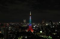 Tokyo Tower Sports Day version Stock photo [628394] Tokyo