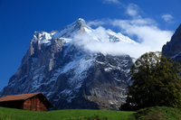 Switzerland of rural Stock photo [705034] Jungfrau