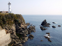 Daiozaki lighthouse Stock photo [705608] Daiozaki