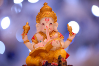 Indian God Ganesha Stock photo [705909] India