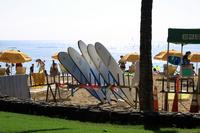 Waikiki Beach Stock photo [705986] Hawaii