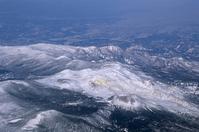 Mount Azuma-kofuji Aerial Stock photo [711824] Fukushima