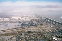 Sendai Airport Aerial Stock photo [712632] Miyagi
