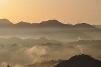 Dawn of Takachiho Stock photo [714059] Miyazaki
