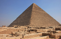 Khufu Pyramid Stock photo [715471] King