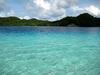 パラオの海と島