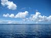 パラオの海と空
