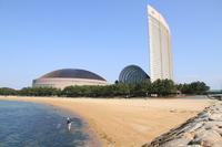Fukuoka Dome and Momochihama Stock photo [785441] Fukuoka