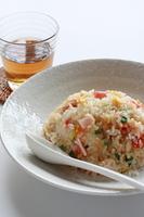 Crab fried rice Stock photo [789713] Crab