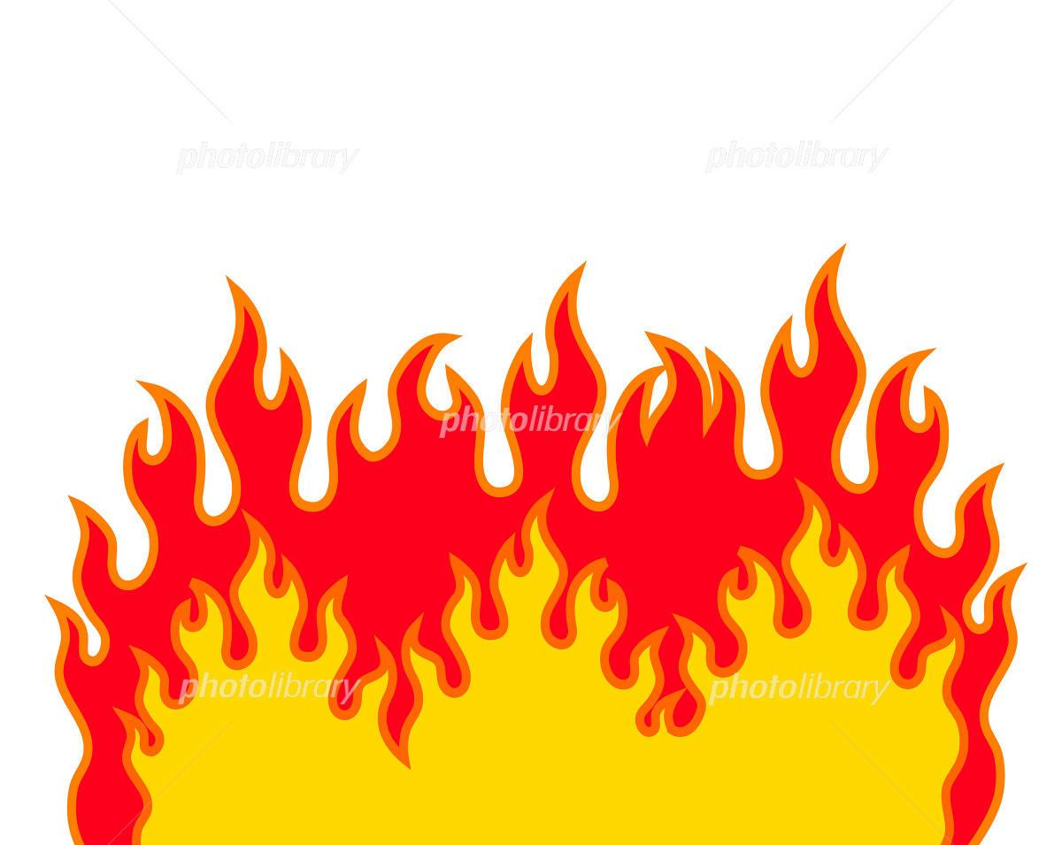 炎のデザイン化 イラスト素材 878312 フォトライブラリー Photolibrary