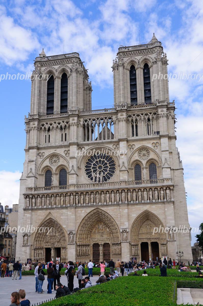 ノートルダム大聖堂 (パリ)の画像 p1_19