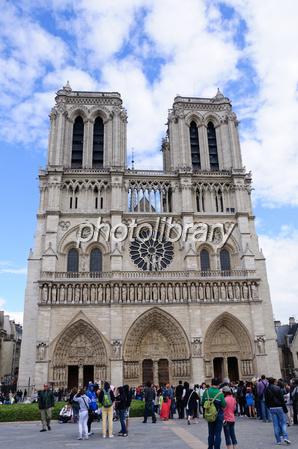 ノートルダム大聖堂 (パリ)の画像 p1_2