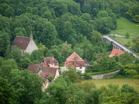 Town of Rothenburg Stock photo [876498] Germany