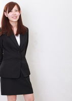 Cute Business Girl Stock photo [880700] Person