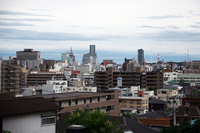Sendai city of rainy season of lull Stock photo [883224] Sendai