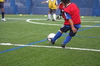 Free kick soccer Stock photo [883805] Football