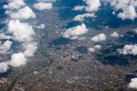 Aerial Kofu Stock photo [945255] Yamanashi