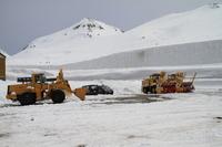 Snow plow Stock photo [945649] Winter