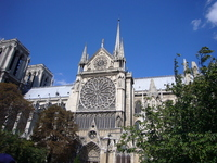 Paris Notre Dame Cathedral Stock photo [946534] France