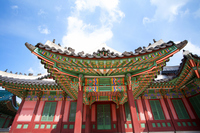 World Heritage Changdeokgung Stock photo [1059843] Korea