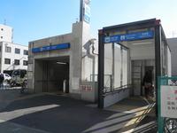 Iwatsuka Station Stock photo [1062359] Iwatsuka