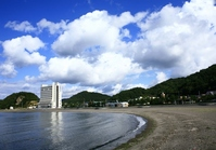 Asamushi Onsen coast: Aomori Stock photo [1063048] Asamushi