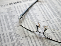 Stock prices Stock photo [1064528] Stock