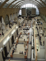Musee d'Orsay Stock photo [1072015] Europe