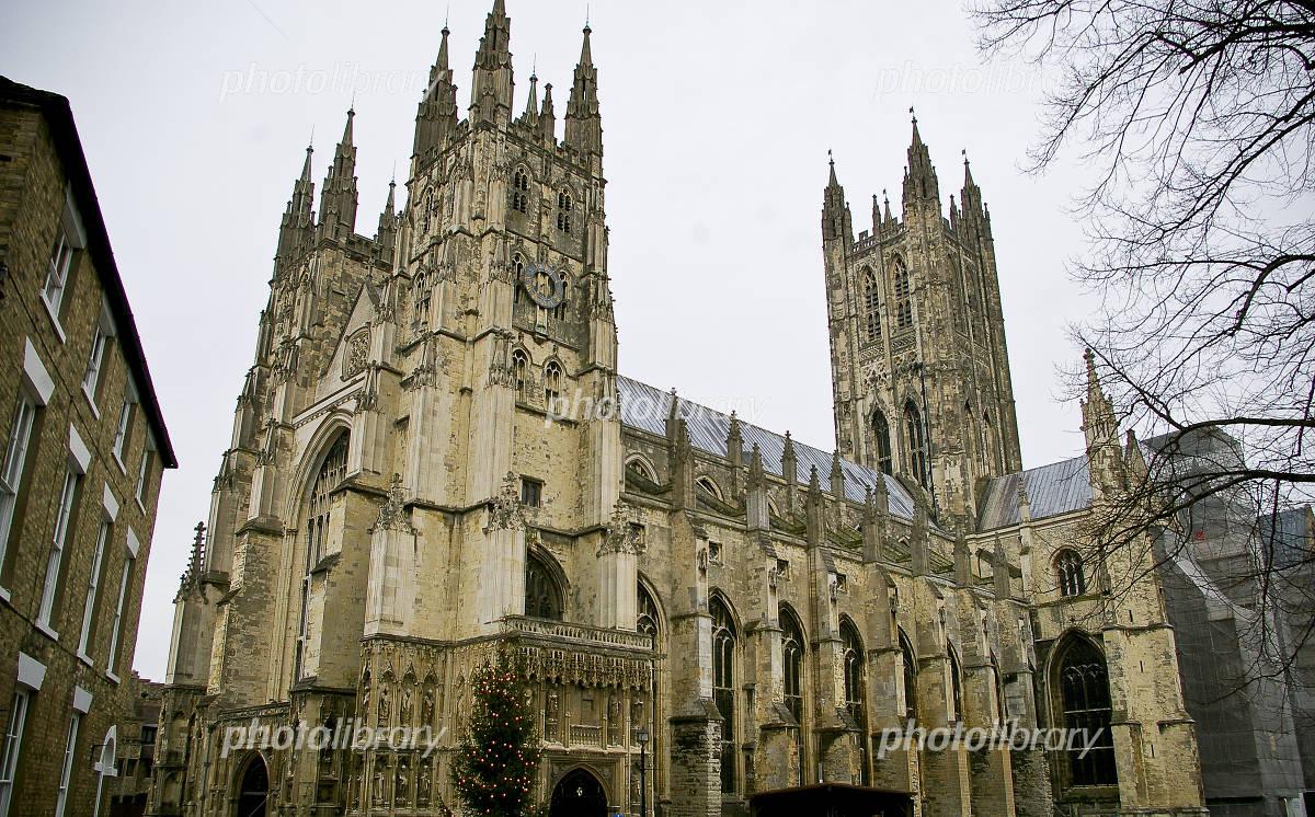 カンタベリー大聖堂の画像 p1_4