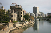 Hiroshima Atomic Bomb Dome Stock photo [1164575] Hiroshima