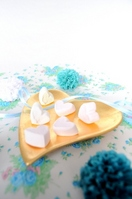 Heart of marshmallows Stock photo [1168722] White
