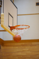 Basketball goal Stock photo [1169635] Basket