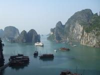 Vietnam Halong lake landscape of Stock photo [1170668] Vietnam