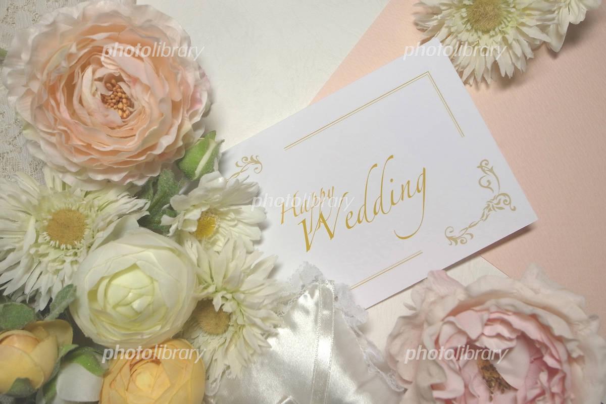 Wedding card marriage Photo