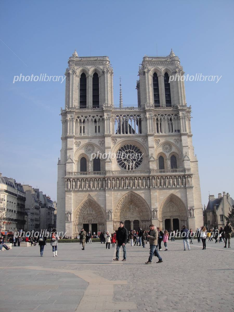 Notre Dame Cathedral Photo